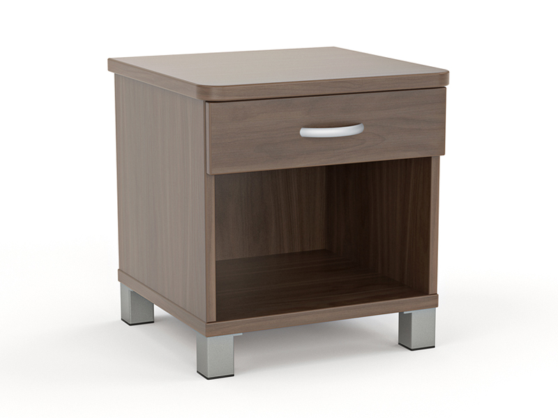 le mans Bedside Cabinet hotel student accommodation wholesale furniture table