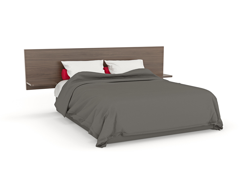 Boston headboard with shelves nz furniture wholesalers for Cheap designer furniture nz