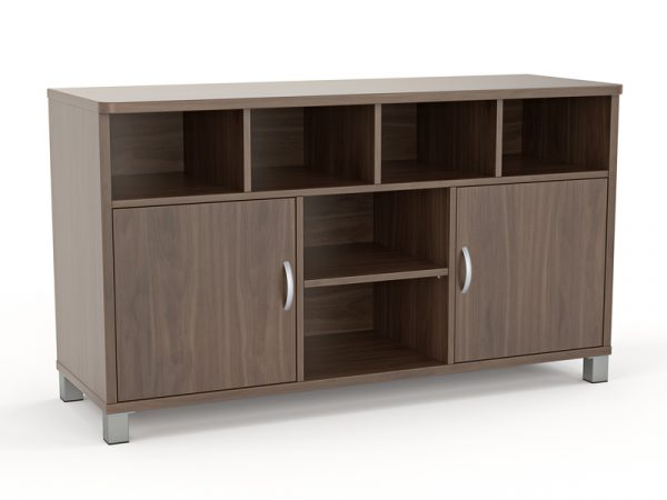 Fitzroy Deluxe TV Cabinet in Dark Oak